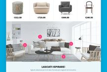 ecommerce furniture webdesign