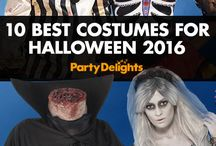 Halloween Costume Ideas / Halloween is creeping closer! Get inspiration for your outfit with our collection of Halloween costume ideas to buy or DIY.