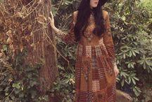 Boho Gypsy Fashion / All things boho