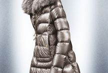 куртки шубы