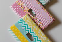 Feeding my washi obsession / by MrsDennison