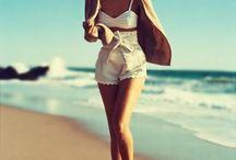 Fashion on Beach