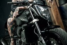 Pin up moto