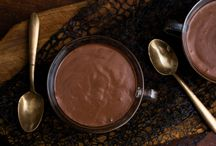 Desserts / Decadent treats