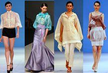 Modern Filipiniana Dress For Girls