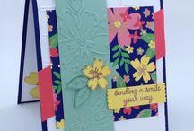 DIY Cards - Floral Affection