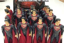 Ordinary day of superhero...