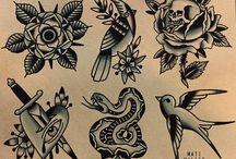 cigány tetoválások