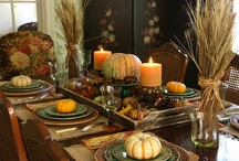 Thanksgiving/Fall Decor
