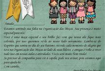 Organização das Moças - Convites