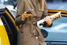 Trench Coat Styling