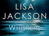 Whispers by Lisa Jackson / When Claire St. John's father decides to run for governor of Oregon, it awakens old ghosts and new scandals. Along with her sisters, Miranda and Tessa, Claire has spent years trying to outrun the past. Now it's catching up with her, and Kane Moran is proving the biggest threat of all.  See more at: http://www.lisajackson.com/book.cfm?bookID=186#sthash.MDvkKiFk.dpuf