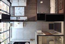 Tiny apartement