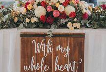C Wedding plans