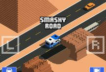 Smashy Road: Most Wanted