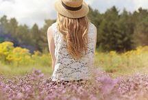 Photography {Sun hats}