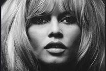 Blissful Beauty Brigitte Bardot / by Julie Sergel