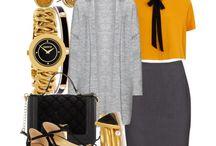 Geek-Chic: HogwartsInspired Outfits