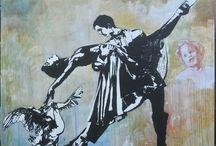World of Urban Art :  BLEK LE RAT