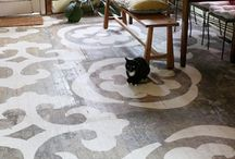 floors and rugs / by Kirsty E