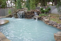 My kind of swimming pools / by Terri Parrow Botsford