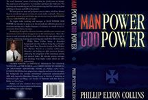 Man Power God Power / MAN POWER, GOD POWER is intended to assist us in our personal and collective processes of ascension, moving into a higher frequency of existence!