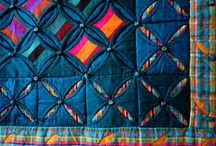 Cathedral quilting