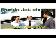 Private Jet Charter Flight From or To Florida
