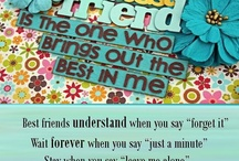 Best friends / by Sam Schuder