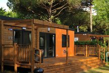 How to camp Moda style / Our new Moda mobile homes offer luxury accommodation for European camping holidays.  You can stay at this accommodation at Lake Garda campsites Camping Eden and Bella Italia or at Marina di Venezia near Venice.   www.canvasholidays.co.uk
