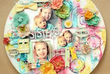 My works / Scrapbooking - my hobby