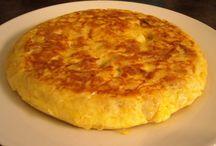 Tipical Spanish / Cosas tipicas de España