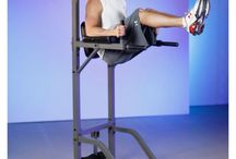 Dip Station / Dip stations are an excellent way to train your upper body without the need for stacks of weight plates.