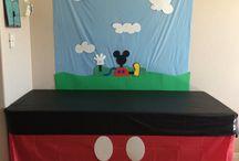 Mickey mouse de Matheus