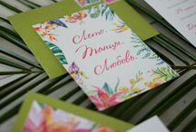 Портфолио свадебная полиграфия | Portfolio wedding stationery
