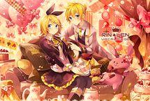 the anime twins