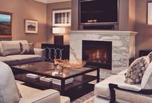 Family & Living Rooms / Cozy family and living rooms that inspire us!