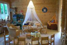 Kleuterklas - Vrijeschool / by Manouk Locher