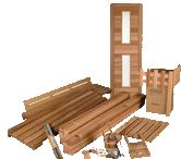 DIY sauna kits At Cedar Barrel Saunas