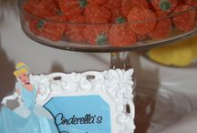 Cinderella Themed Party