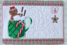 Christmas embroidery / by Ami Conner