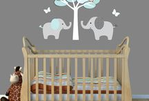 Baby Oliver's room