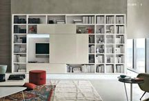 Whole wall tv unit