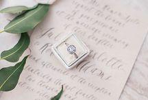 [ WEDDING ] pretty details