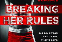 Beyond the Cage Series / A new MMA Romance Series releasing summer 2015 through Berkley Intermix!