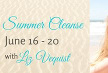 5 Day Summer Cleanse / 5 Day Summer Cleanse will have you ready for summer fun whether you're rockin' a bikini (or not). http://slimfitsexyforlife.com/summercleanse2014/