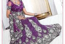 Beautiful Lehenga Cholis / www.buyindianwear.com