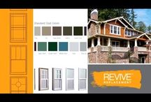 REVIVE Pocket Replacement Windows / Breathe new life into your home with Revive pocket replacement windows from Windsor Windows & Doors. Fine craftsmanship at a fair price and built to order.  http://www.windsorrevive.com/ / by Windsor Windows & Doors