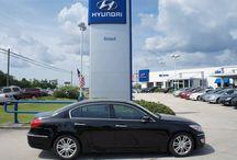 SOLD BRAND NEW!! 2013 Hyundai Genesis $34,874 Stock #5489 / Year:2013 Make:Hyundai Model:Genesis Series:3.8L Body:4 Dr Sedan Engine:3.8L V6 Transmission:8 Spd Automatic Miles:14 Price:$34,874