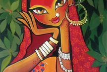My love India